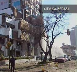 Blasts hit Istanbul, 15 dead - TV