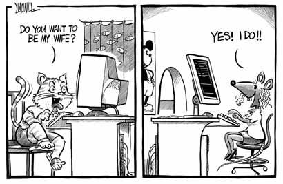 Cartoon by China Daily