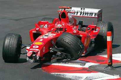 GP de Mônaco de Formula 1, Monte Carlo, em 2004 - by hinadaily.com.cn