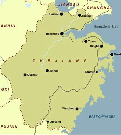 Zhejiang plans 'Golden Industrial Belt'
