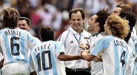 Image result for bielsa argentina 2004