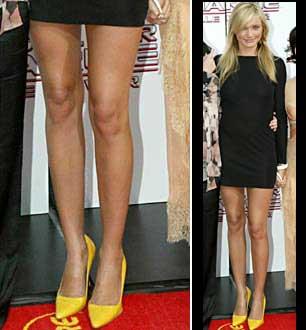cameron diaz legs