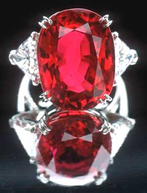 one of world s largest rubies on display