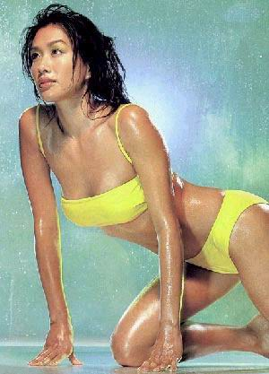 Sexy Christy Chung | Sexy Cute Babes