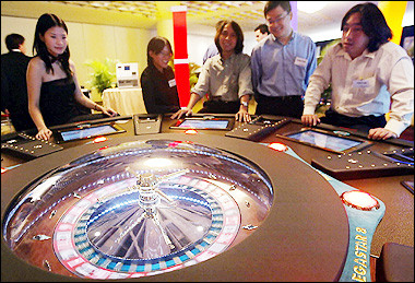 Casino Exhibition