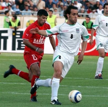 Iran Japan Qualify For 2006 World Cup
