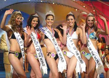 Opinion miss bikini world australia contest