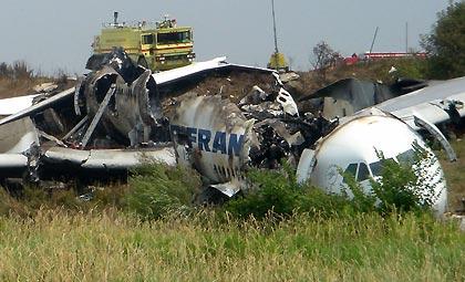 Air France Flight 358 of Air France Flight 358