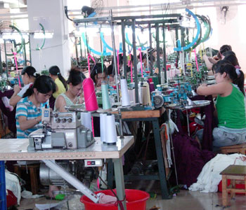 Trade in Textiles-Holding the Chinese Juggernaut in Check