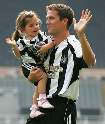 Newcastle United player