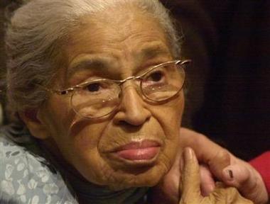 Civil Rights Pioneer Rosa Parks Dies At 92