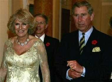 [Prince Charles and Camilla in Washington]