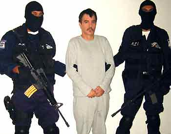 Mexico nabs reputed head of Juarez cartel