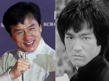 jackie chan vs bruce lee who will win