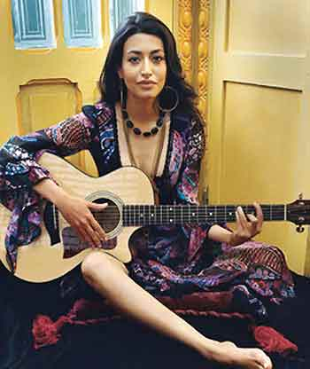 osama bin laden daughter. Bin Laden#39;s niece poses in