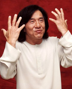 Jackie Chan Hurt While Filming