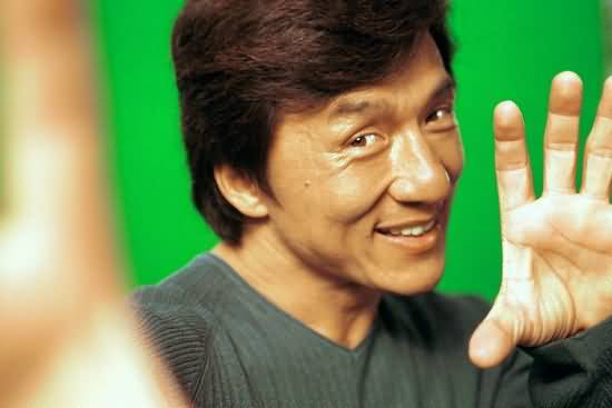 jackie chan photo