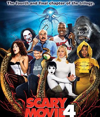 شاهدت فيلم Scary Movie