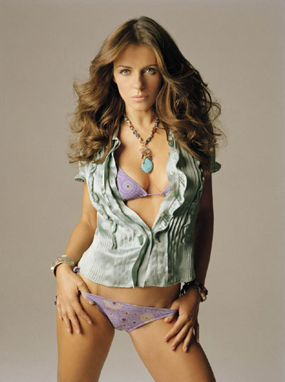 Elizabeth Hurley Hot Picture