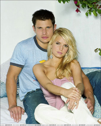 Jessica Simpson and Nick Lachey 4