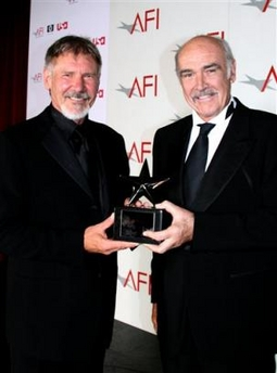 Sean Connery Lifetime Achievement Award