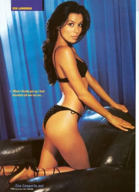 Eva Longoria Maxim Hairstyles