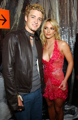 britney spears and justin timberlake new