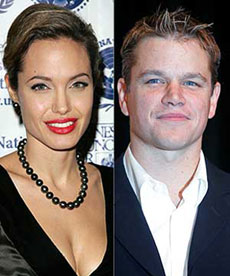 Angelina jolie matt damen sex scenes
