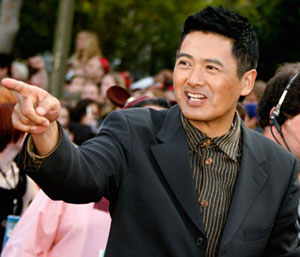 Chow yun fat wallpaper