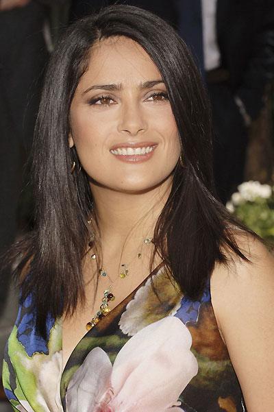 Salma Hayek close up Salma Hayek