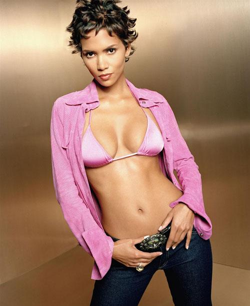 Halle berry breast photos