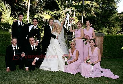 Avril Lavigne wedding album