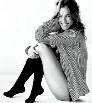 Jennifer Aniston's perfect