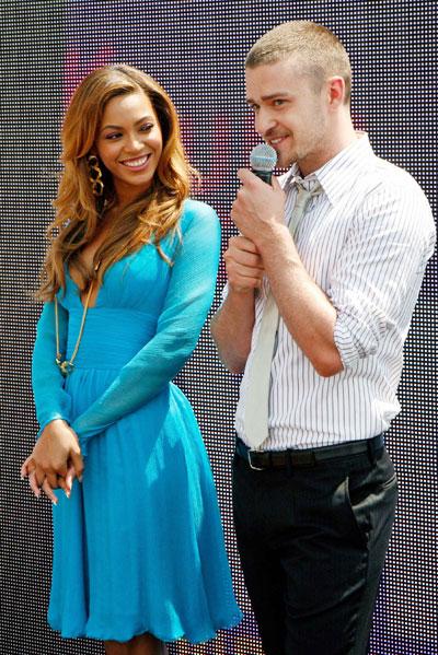 Justin Timberlake Beyonce