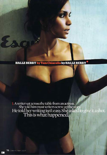 Halle Berry's hot pictures Halle Berry