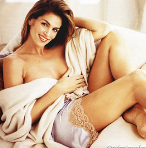 stories about cindy crawford Erotic
