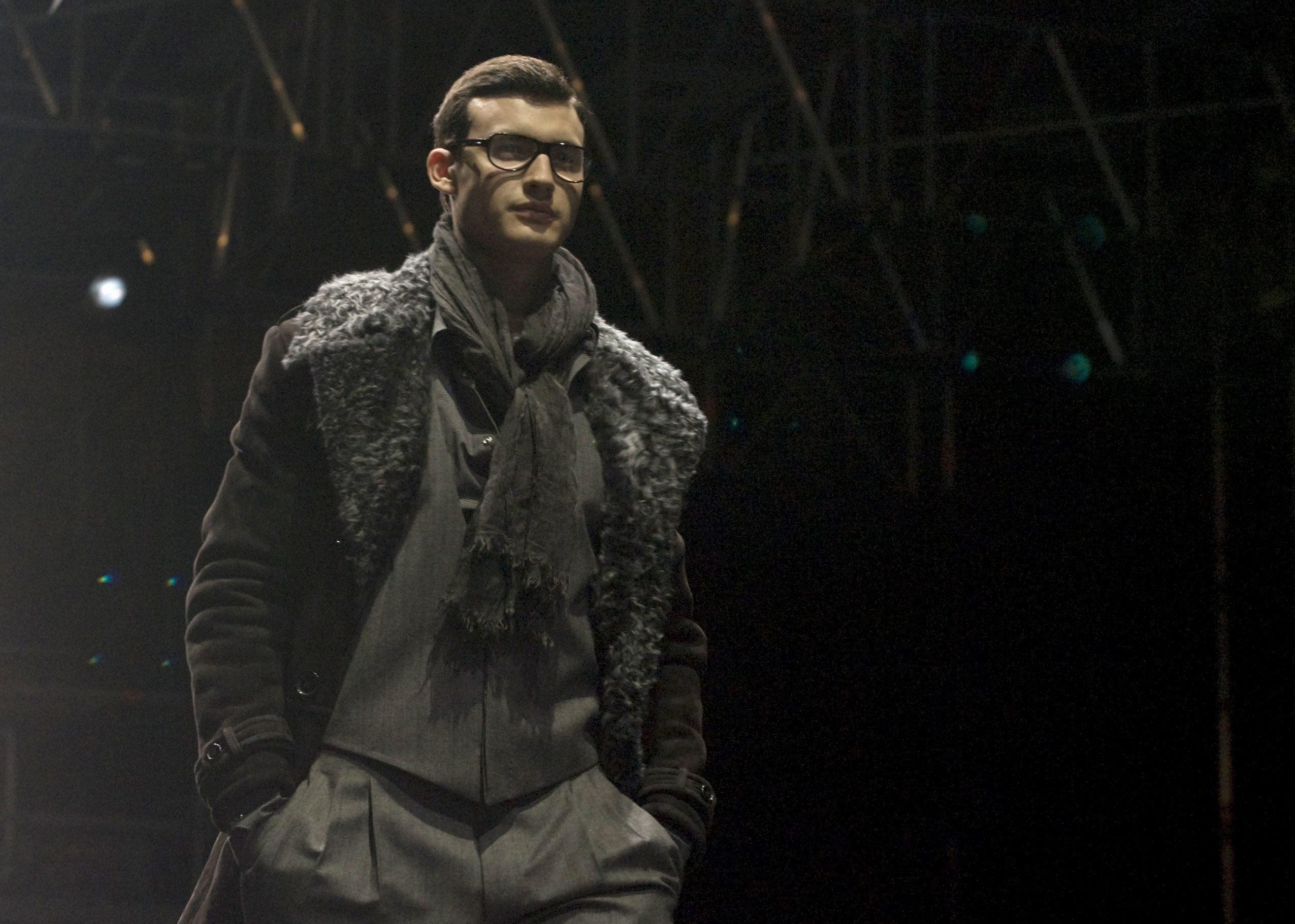 fashion designer glasses  designer francesco smalto