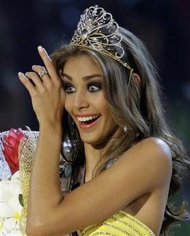Miss Universe 2008 Dayana