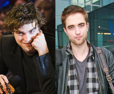 Robert Pattinson Eyebrows on Robert Pattinson  Recently Said  Goodbye To His Signature Tousled
