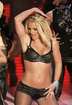 Sexy images of britney spears