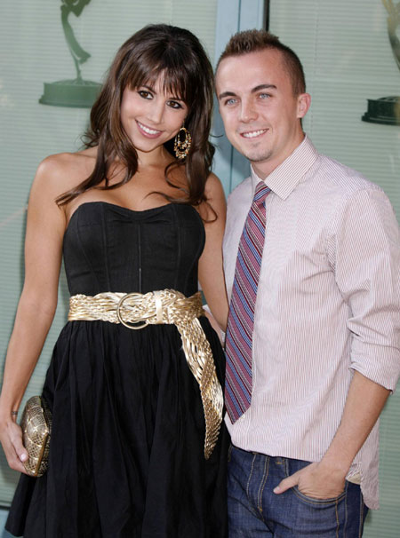 frankie muniz 2009. Actor Frankie Muniz, who