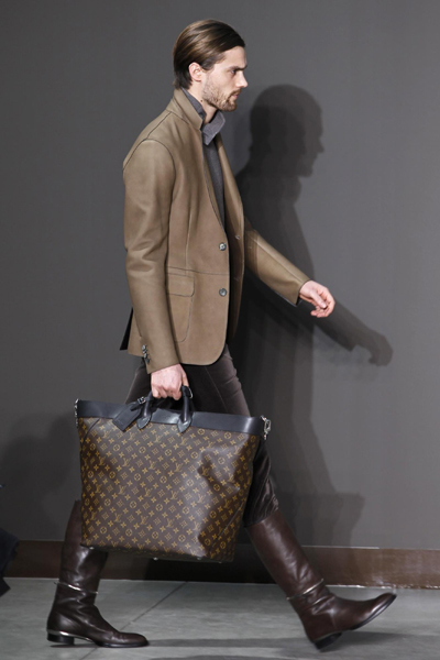 Louis Vuitton Fall-Winter 2010/2011 men's ready-to-wear fashion show