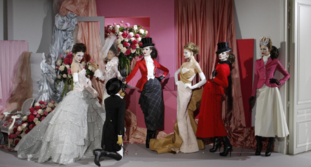 Paris haute couture learns to make do and mend