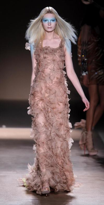 Valentino Haute Couture Spring Summer 2010 fashion show