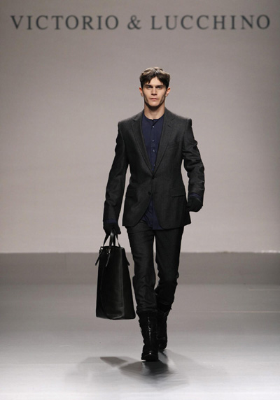 Victorio&Lucchino:Cibeles Madrid Fashion Week Fall/Winter 2010