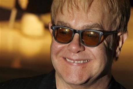 elton john young. Elton John recording album