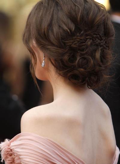 Hairstyle At 82nd Oscar