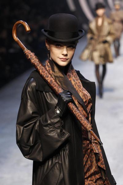 1ceef1b5 Fashion Runway | Hermès Fall-Winter 2010-2011 | Cool Chic Style Fashion