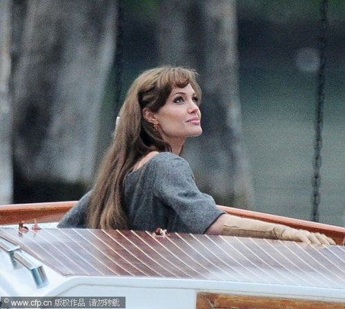 Angelina Jolie films b... Johnny Depp