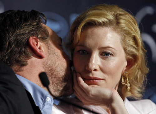 Russell Crowe and Cate...